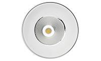 Surface or suspended downlight